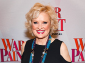 War Paint's Christine Ebersole hits the red carpet.