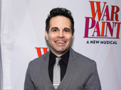 Stage and screen funny man Mario Cantone attends the Broadway opening of War Paint.