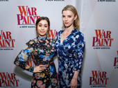 Tony nominee Cristin Milioti and screen star Betty Gilpin serve major looks on the red carpet.