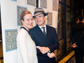 Congrats to Jennifer Ehle and Jefferson Mays on a successful opening! Catch Oslo at the Vivian Beaumont Theater through June 18.