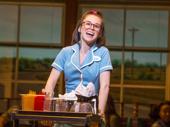 Caitlin Houlahan as Dawn in Waitress.