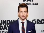 "As he said during his opening night curtain call, ""Champions adjust!"" Kudos to Groundhog Day star Andy Karl for rallying for opening night after suffering an injury."