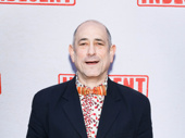 Indecent's choreographer David Dorfman hits the red carpet.