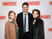 A bevy of Broadway's best: Celia Keenan-Bolger, Tom Kitt and Judy Kuhn.
