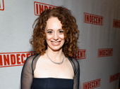 Indecent director Rebecca Taichman is red carpet ready for her Broadway debut.