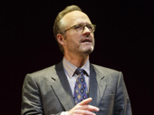 John Benjamin Hickey as Flan in Six Degrees of Separation.