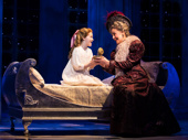 Nicole Scimeca and Mary Beth Peil in Anastasia.