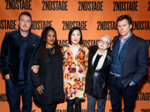 The gang's all here! Jon Robin Baitz, Lynn Nottage, Young Jean Lee, Paula Vogel and Will Eno make up the co-commission of playwrights with Los Angeles' Center Theatre Group. Plays by these scribes will begin at CTG and then transfer to New York.
