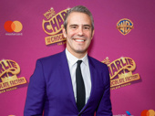 Watch What Happens Live host Andy Cohen is channeling major Willy Wonka vibes.