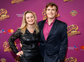 Mean Girls musical scribe Nell Benjamin and composer Larry O'Keefe get together.