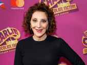 Two-time Tony winner Andrea Martin strikes a pose.