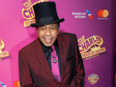 Broadway legend Ben Vereen channels Willy Wonka vibes on the red carpet.