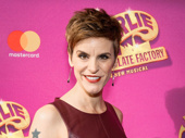 Come From Away standout Jenn Colella is ready for her close-up.