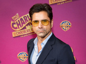 Stage and sceen hunk John Stamos has arrived.
