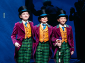 Who's sweeter than the three Charlies? Ryan Sell, Jake Ryan Flynn and Ryan Foust take a bow.