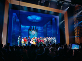 Bravo to this super sweet cast! Catch Charlie & the Chocolate Factory at the Lunt-Fontanne Theatre.