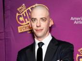 Willy Wonka has arrived! Charlie & the Chocolate Factory Christian Borle hits the red carpet.