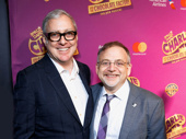 Charlie & the Chocolate Factory's co-lyricist Scott Wittman and composer and co-lyricist Marc Shaiman get together.