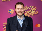 Charlie & the Chocolate Factory scribe David Grieg is ready for opening night.