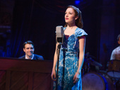 Corey Cott and Laura Osnes in Bandstand.