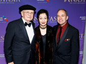 Anastasia scribe Terrence McNally and songwriters Lynn Ahrens and Stephen Flaherty get together.
