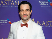 The camera loves Anastasia's Ramin Karimloo.