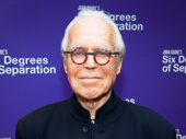 It's so incredible to have scribe John Guare's Six Degrees of Separation back on Broadway this season.