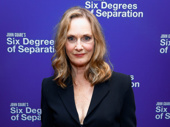 Six Degrees of Separation's Lisa Emery hits the red carpet.