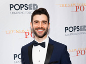 Broadway fave Adam Kantor suits up.