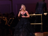 Tony winner Kelli O'Hara entrances the audience with her golden pipes.