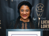 Sweat scribe Lynn Nottage is this year's Playwrights Sidewalk Inductee.