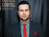 Taran Killam hosted the 2017 Lucille Lortel Awards.