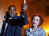 We've been hungry for a first look at Norm Lewis and Carolee Carmello in the Barrow Street Theatre production of Sweeney Todd.(Photo: Joan Marcus)