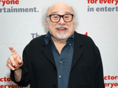 Congrats, sir! This year's Actors Fund Gala honored The Price Tony nominee Danny DeVito.