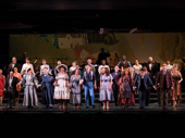 Bravo to the cast of The Golden Apple for a lovely run at Encores!