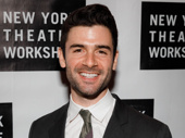 Rent and Next to Normal alum Adam Kantor steps out.