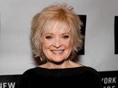 War Paint Tony nominee Christine Ebersole steps out.