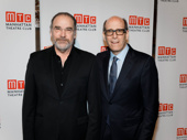 Tony winner Mandy Patinkin hosted this year's gala, which honored Broadway producer and Showtime Networks Chairman Matthew C. Blank.