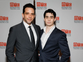 A Bronx Tale's Nick Cordero and Bobby Conte Thornton always look slick.