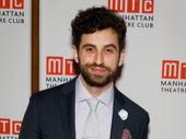 Falsettos Tony nominee Brandon Uranowitz suits up.