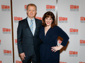 Come From Away's Lee MacDougall and Sharon Wheatley spend their night off at MTC's swanky spring gala.