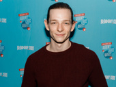 Dear Evan Hansen Tony nominee Mike Faist took home the award for Favorite Breakthrough Performance.