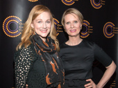 The Little Foxes' Laura Linney and Cynthia Nixon both took home awards for their performances.