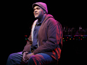 Victor Williams as Eddie in Cost of Living.