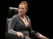 Katy Sullivan as Ani in Cost of Living.