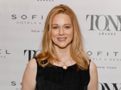 The Little Foxes Tony nominee Laura Linney is ready for her close-up.