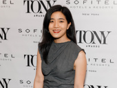 The Great Comet's Tony-nominated set designer Mimi Lien works it.