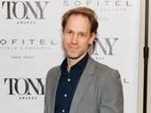 War Paint Tony-nominated set designer David Korins has arrived.