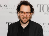 A Doll's House, Part 2's Tony-nominated director Sam Gold has arrived.