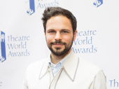 Broadway alum Jonny Orsini took home the 2013 Theatre World Dorothy Loudon Award for Excellence.